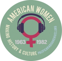 American Women green button(1)